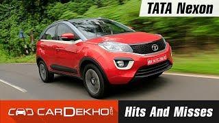 Download Tata Nexon Hits & Misses   CarDekho Video