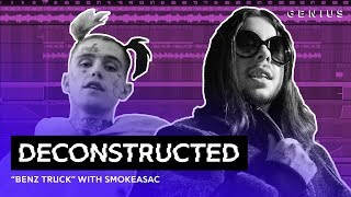 Download The Making Of Lil Peep's ″Benz Truck″ With Smokeasac | Deconstructed Video
