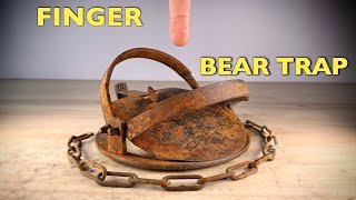 Download RUSTED TRAP - RESTORATION - with test Video