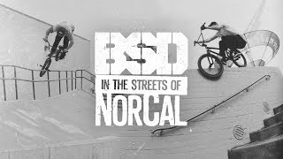 Download BSD BMX 'In the Streets of NorCal' Video