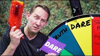 Download NERF Roulette: Truth or Dare Challenge! [Ep. 3] Video