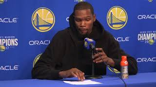 Download Durant rips into referee after ejection, says he was 'in his feelings' Video