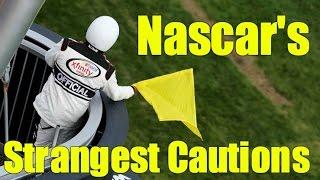 Download Nascar's Strangest Cautions Video