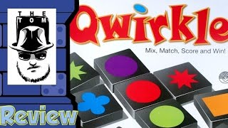 Download Qwirkle Review - with Tom Vasel Video