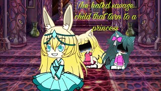 Download The hated savage child that turn to a princess|| Gachaverse Mini Movie Video