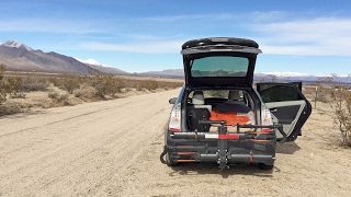 Download Stealth Car Camping in a Toyota Prius (Building a Bed, Staying Warm, Privacy & Security) Video