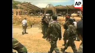 Download EAST TIMOR: GUSMAO RETURNS TO REMEXIO (3) Video