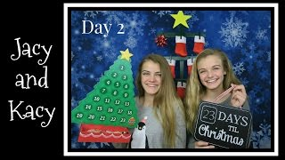 Download Christmas Countdown 2016 ~ Day 2 ~ Jacy and Kacy Video