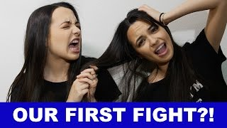 Download OUR FIRST FIGHT?! - Merrell Twins Video