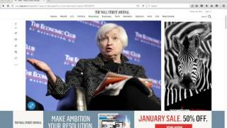 Download How to read Wall Street Journal articles on WSJ without paying or subscribing Video