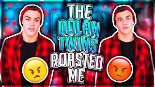 Download THE DOLAN TWINS ROASTED ME... (DISS TRACK?) Video