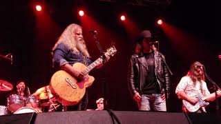 Download Cody Jinks and Jamey Johnson - Are The Good Times Really Over (2/28/2019) Huntsville, AL Video
