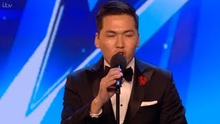 Download Mongolian Singer SHOCKS Judges With Throat Singing?! | Britain's Got Talent 2018 Video