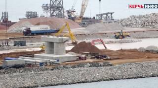 Download Строительство Керченского моста сегодня 27.11.2016 Video