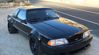 Download Project Fox Mustang - Final Sorting Canyon Test Video