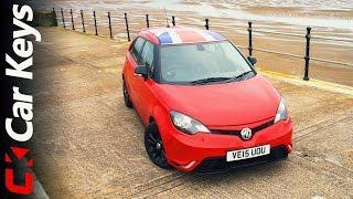 Download MG 3 2015 review - Car Keys Video