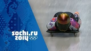 Download Skeleton - Men's Heats 1 & 2 | Sochi 2014 Winter Olympics Video