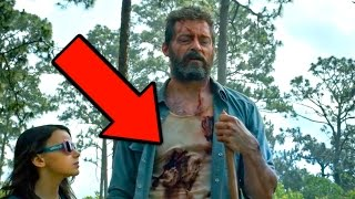 Download LOGAN Trailer Breakdown - Easter Eggs & Song EXPLAINED (Final Hugh Jackman Wolverine) Video