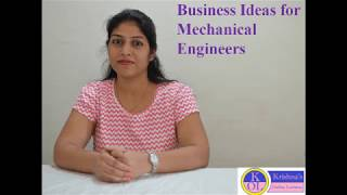 Download BUSINESS IDEAS FOR MECHANICAL ENGINEERS Video