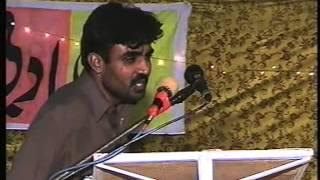 Download New Saraiki Mushaira Poet Makhmoor Qalandri Video