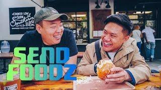Download Grand Central Market LA: Send Foodz w/ Timothy DeLaGhetto & David So Video