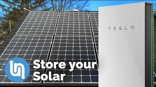 Download Solar Battery Tesla Powerwall and more Video