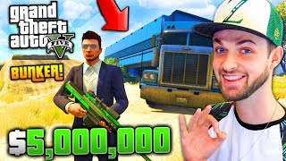 Download NEW BUNKER, TRUCK + CRAZY SNIPER! ($5,000,000+) - GTA 5 w/ Ali-A Video