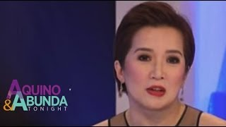 Download Kris Aquino confirms she's not pregnant Video
