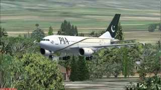 Download (PIA) Pakistan International Airlines FSX Promotional Video 2013 Video