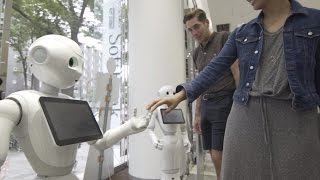 Download Meet the Robots Powering Japan's New Tech Movement Video