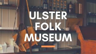 Download ULSTER FOLK MUSEUM - Holywood - Early 20th Century Life in Ulster - Ulster Folk & Transport Museum Video
