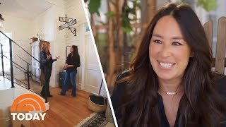 Download Fixer Upper Star Joanna Gaines Gives A Tour Of Her Family Farmhouse | TODAY Video