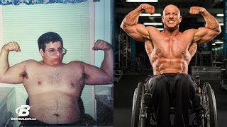 Download Rising Up: The Story of Wheelchair Bodybuilder Nick Scott Video