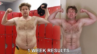 Download HOW I TRANSFORMED THIS 45 YEAR OLD MANS BODY IN 1 WEEK.. Video