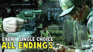 Download All Endings - Every Single Choice - The Walking Dead The Final Season Video