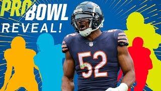 Download NFL 2019 Pro Bowlers Revealed!   NFL Highlights Video