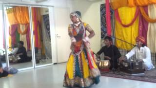 Download Traditional Indian folk dance Video