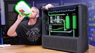 Download This fluid has been running for TWO YEARS! Did it hold up? Video