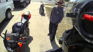 Download How To Buy A Used Motorcycle Episode 3 Bike 1 2007 Suzuki GSXR 1000 Video