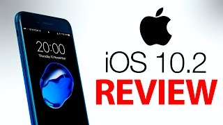 Download NEW iOS 10.2 - REVIEW! (20+ NEW Features) Video