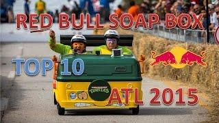 Download Red Bull Soap Box Race Atlanta 2015 : Top 10 Video