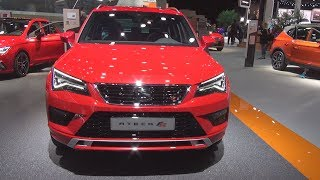 Download Seat Ateca FR 2.0 TSI 190 hp (2018) Exterior and Interior Video