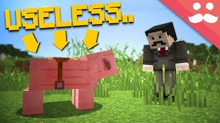Download Making USELESS Features USEFUL in Minecraft! Video