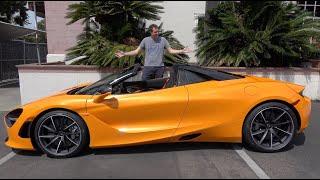 Download Here's Why The McLaren 720S Spider Is the Best New McLaren Video