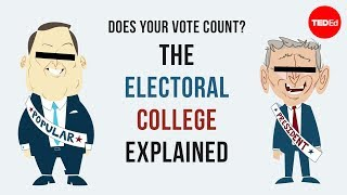 Download Does your vote count? The Electoral College explained - Christina Greer Video