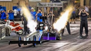 Download Top Fuel DRAGSTER - 4 Second MONSTER! Video