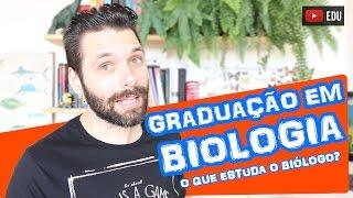 Download Faculdade de Biologia (Ciências Biológicas) - O Que Estuda o Biólogo? Disciplinas na Graduação Video