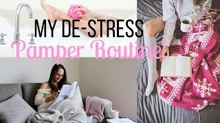 Download MY PAMPER ROUTINE | Study With Jess Video