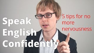 Download ″Speak English Confidently″ 5 tips for no more nervousness @doingenglish Video
