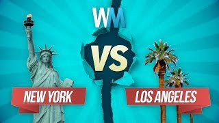 Download New York vs. Los Angeles: Which City Is Best? Video